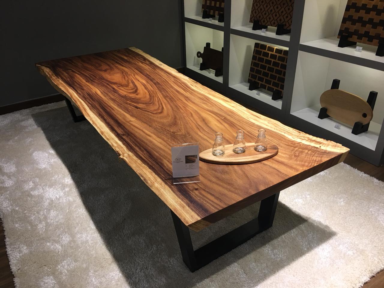 Natural Edge Live Edge Coffee Table Nt C 240l Wood Studio
